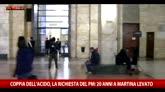 Coppia dell'acido, il pm chiede 20 anni per Martina Levato