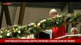 Papa: martiri continuino a ispirare le azioni dei credenti