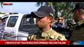 Iraq, l'inviato Sky TG24 dove operano i militari italiani