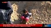 29/11/2015 - Iraq, Sky TG24 nel campo profughi Khadra a Baghdad
