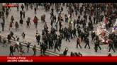 Vertice sul clima Parigi, cariche e lacrimogeni: 208 fermati