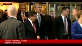 """Jet russo abbattuto, il premier turco: """"Non ci scusiamo"""""""