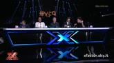 03/12/2015 - I giudici commentano l'esibizione di Davide