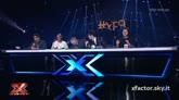 03/12/2015 - I giudici commentano l'esibizione degli Urban Strangers