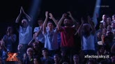 03/12/2015 - I giudici commentano l'esibizione dei Moseek