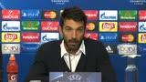 """07/12/2015 - Buffon: """"Il Siviglia ha ottenuto grandi risultati"""""""