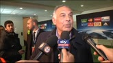 """09/12/2015 - Lo sfogo di Pallotta: """"Chiedo rispetto per i calciatori"""""""