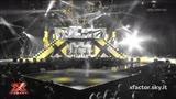 10/12/2015 - I giudici inaugurano la Finale #XF9