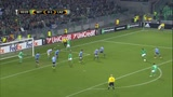 St.Etienne-Lazio 1-1