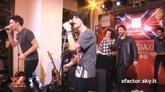 14/12/2015 - L'esibizione degli Urban Strangers al Punto Enel