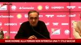Marchionne: alla Ferrari non interessa una F1 stile Nascar