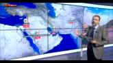 Coalizione contro Isis, il contributo dell'Italia: Sky Wall