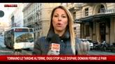 Roma, targhe alterne: giovedì stop dispari, venerdì pari