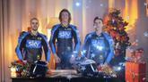 18/12/2015 - Gli auguri dello Sky Racing Team VR46