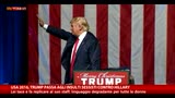 22/12/2015 - Usa 2016, Trump passa agli insulti sessisti contro Hillary