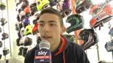 """23/12/2015 - Moto3, Bastianini: """"Nel 2016 proveremo a migliorarci"""""""