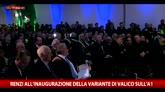"""Renzi: In soffitta professionisti del """"Non ce la facciamo"""""""