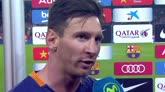 """31/12/2015 - Barcellona, Messi: """"Il 2015 è stato un anno spettacolare"""""""