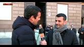 31/12/2015 - Bari, sindaco vieta i botti e chiede di filmare chi li usa