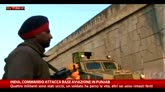 India: commando attacca base aerea in Punjab