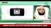 Arabia Saudita, ira sciita per esecuzione imam