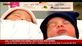 Usa, in California gemelli nati in due anni diversi