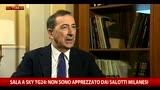 L'intervista di Maria Latella a Giuseppe Sala
