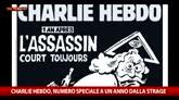 A un anno dalla strage Charlie Hebdo fa sempre discutere