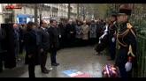 Charlie Hebdo un anno dopo: inaugurate tre targhe