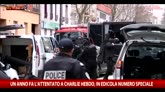 Parigi, un anno fa l'attentato a Charlie Hebdo: 12 vittime