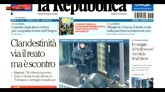 Rassegna stampa, i giornali di venerdì 8 gennaio
