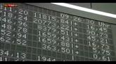 Settimana nera sui mercati: Milano -7%, pesa la Cina