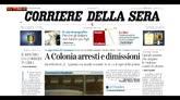 Rassegna stampa, i giornali di sabato 9 gennaio