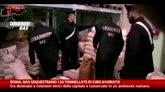 Roma, sequestrate 120 tonnellate cibi avariati