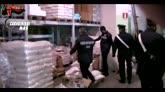 Roma, Nas sequestrano 120 tonnellate di cibo avariato
