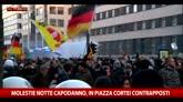 Colonia, in piazza estrema destra e gruppi anti-razzisti
