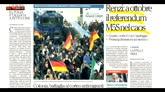 Rassegna stampa, i giornali di domenica 10 gennaio