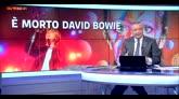 """Mogol: """"Ho conosciuto David Bowie in sala di incisione"""""""