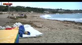 Immigrazione, somala annega durante sbarco nel Salento