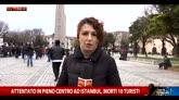 Istanbul, governo: attentatore è un siriano dell'Isis
