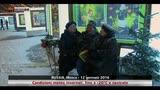 Neve e freddo nella capitale russa