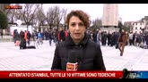 Attentato Istanbul: decine di arresti nel Paese