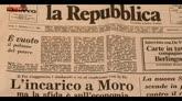 Repubblica compie 40 anni, comincia era Calabresi