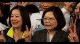 Taiwan, una donna alla guida di una nazione cinese