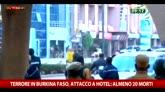 Terrore in Burkina Faso, almeno 20 morti in un hotel