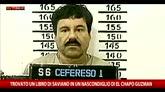 Trovato un libro di Saviano in un nascondiglio di El Chapo