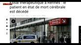 Francia, morto volontario dopo sperimentazione farmaco