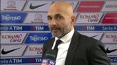 """Spalletti: """"La squadra ha reagito, manca ancora equilibrio"""""""