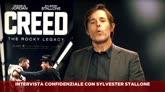 18/01/2016 - Intervista condidenziale a Sylvester Stallone