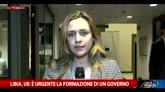 Gentiloni a Ue: interlocutori a Roma? C'è un governo